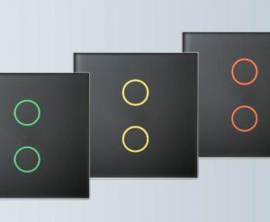 Siemens-KNX-Tastsensor-Glas-LED-Beleuchtung_schwarz