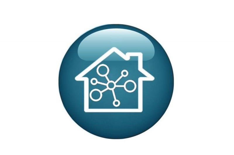 خانه هوشمند، مبتنی بر شبکه KNX